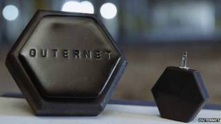 Приемное устройство Outernet