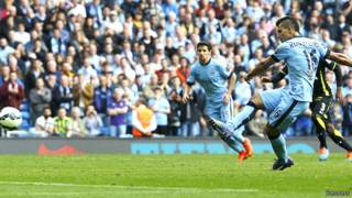 Man City thắng Tottenham 4-1