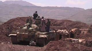 تمدد الحوثيين في اليمن
