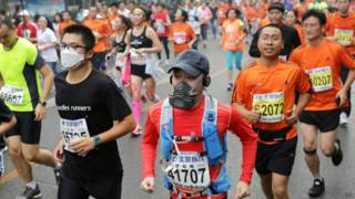 Пекинский марафон