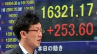 Kasuwar hananyen jarin Japan Nikkei
