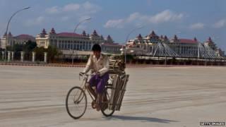 缅甸新首都内比都