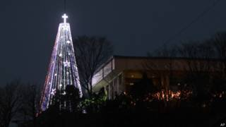 برج کریسمس