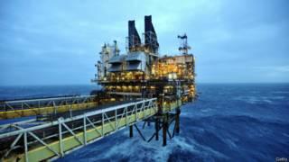 BP разрабатывает новое месторождение в Северном море