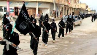 इस्लामिक स्टेट, सीरिया