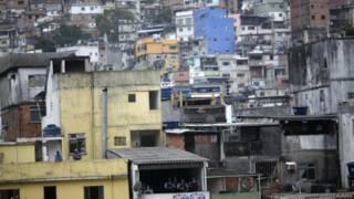 Favela da Rocinha, no Rio de Janeiro / Crédito: Reuters
