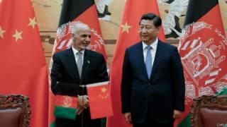 अफ़गानिस्तान चीन