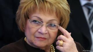 Людмила Швецова