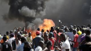 Barlamaanka Burkina Faso oo dab la qabadsiiyey sanadkii hore