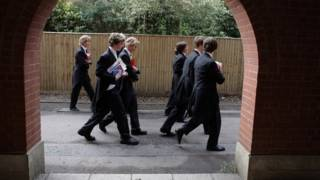英國私校畢業生