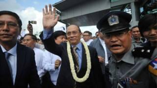 Tồng thống Miến Điện, ông Thein Sein