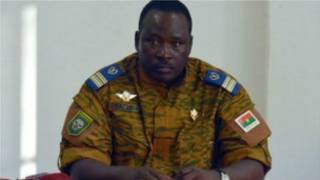 Lt Col Isaac Zida avuga ko ubutegetsi buzohabwa umusivile