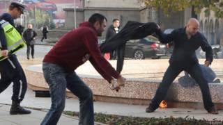 самоспалення у болгарії