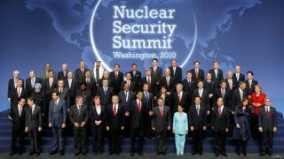 Первый саммит по ядерной безопасности