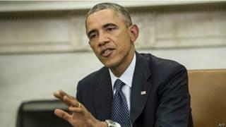बराक ओबामा, अमरीका के राष्ट्रपति