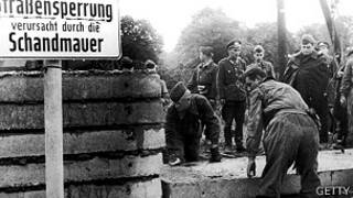 Bangon Berlin a wancan lokacin