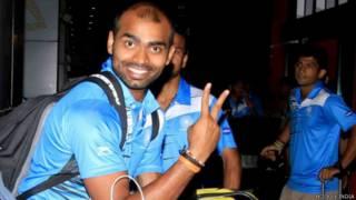 भारतीय हॉकी टीम, श्रीयेश