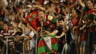 Torcida da Portuguesa / Crédito: Getty