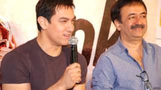 आमिर ख़ान, राजकुमार हीरानी