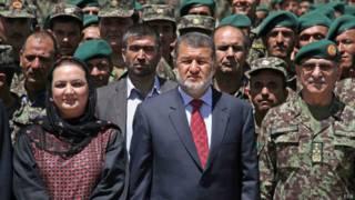 अफगानिस्तान की महिला सांसद शुकरिया बरकजई