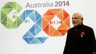 ऑस्ट्रेलिया में प्रधानमंत्री नरेंद्र मोदी