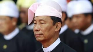 Chủ tịch Quốc hội Miến Điện, Shwe Mann