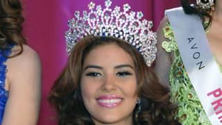 Miss Honduras Maria José Alvarado