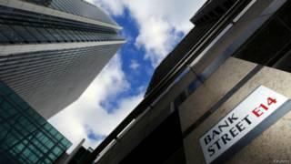 Банки в Лондоне