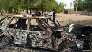 नाइजीरिया, बोको हराम का हमला