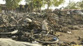 Boko Haram ibandanije ibitero mu buraruko bushira ubuseruko bwa Nigeria