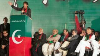 इमरान खान की रैली