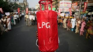 रसोई गैस दाम वृद्धि विरोध प्रस्ताव
