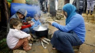 Wakimbizi kutoka vita vya Syria