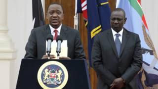 केन्याई राष्ट्रपति