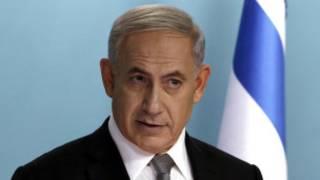 Netanyahu ngo ntashobora kwemera kuva mu vyibare vya Palestine
