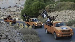 लीबिया में ट्रेनिंग कैंप चला रहा है आईएस