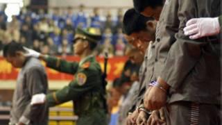 Wurin zartas da hukuncin kisa a China