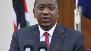 الرئيس الكيني