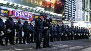 न्यूयॉर्क पुलिस