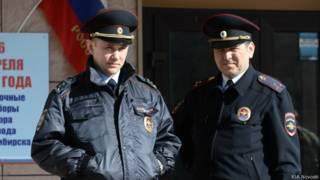 Полиция Новосибирска