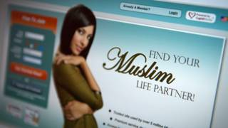 मुसलमानों के लिए ऑनलाइन डेटिंग वेबसाइट