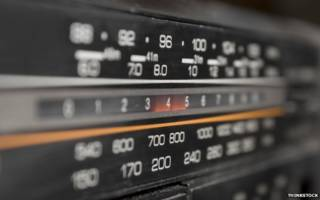 Dial de rádio   Foto: Thinkstock