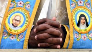 भारतीय कैथोलिक पादरी