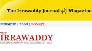 Irrawaddy Website
