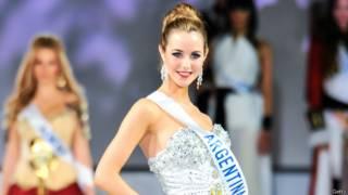 arjantin güzellik kraliçesi
