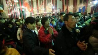 चीन में क्रिसमस मनाने पर रोक
