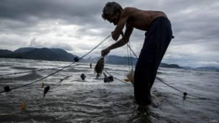 भारतीय मछुआरा