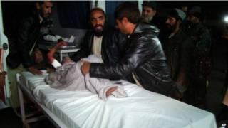 नाटो, अफ़गान