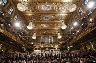 維也納音樂協會大樓金色大廳