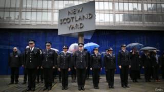 倫敦大都會警察